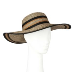Merona Floppy Hat Tan Wide Brim One Size